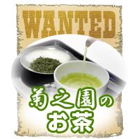菊之園のお茶 擬人化 募集受付中