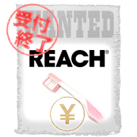 REACH イメージキャラクター募集 募集